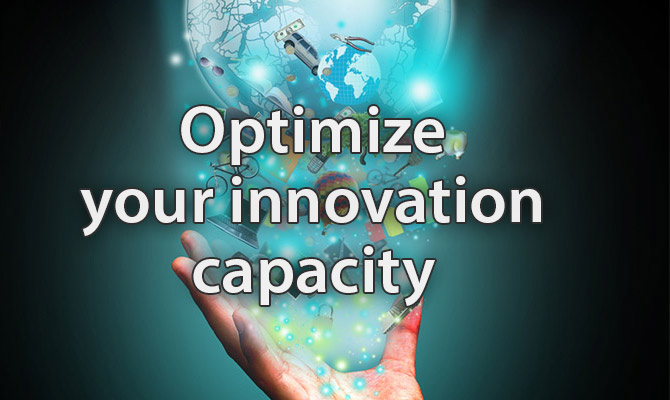Optimize your innovation capacity